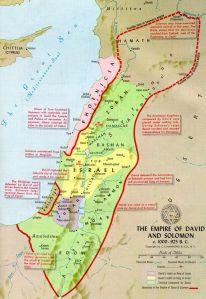 reino de David y Salomon