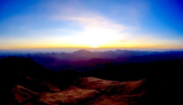amanecer Sinai
