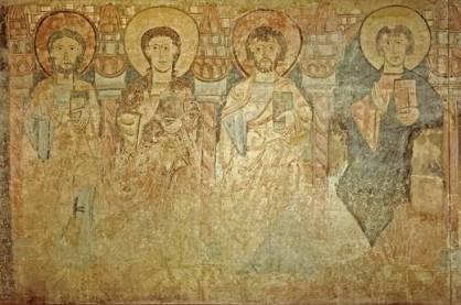 Cuatro apóstoles
