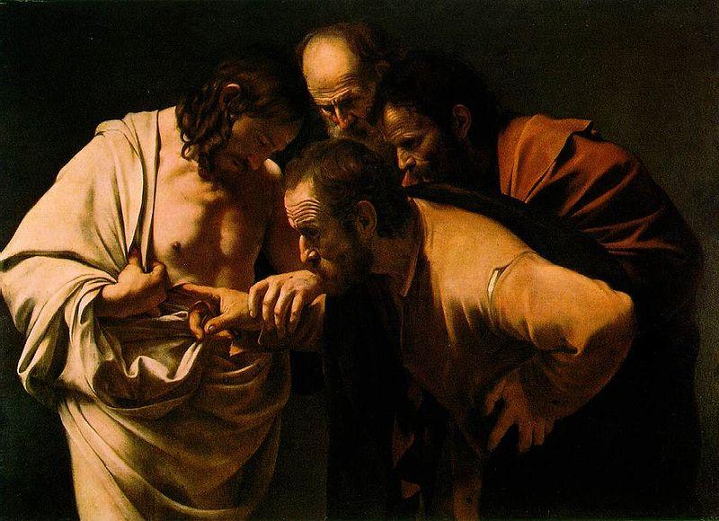 Santo Tomas y  Jesus, Caravallo