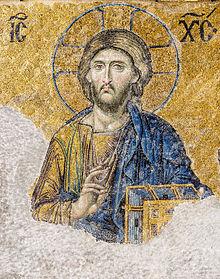 220px-Christ_Pantocrator_Deesis_mosaic_Hagia_Sophia