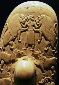 dios El, padre de Sahar y Salem