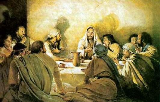 oración sacerdotal de Jesús