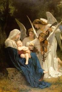 angeles violín