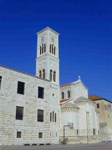 iglesia de san José en Nazaret