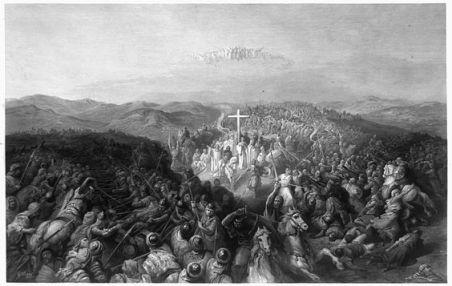 eucaristia y cruz