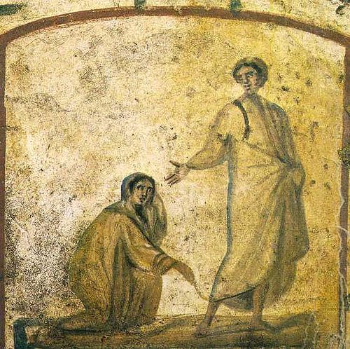 Mc 5, 21-34: Curación de la hemorroísa – Escritura_Sagrada